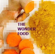 Balanced diet plan & turmeric