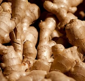 ginger as part of a balanced diet plan